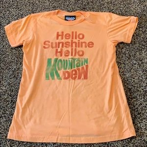 Mountain Dew T-shirt